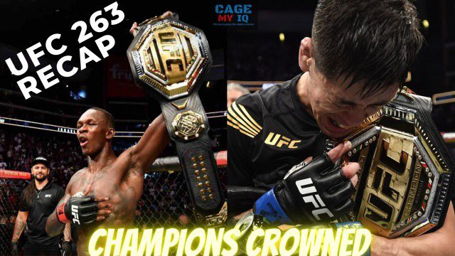 Join @danbakley & @LaughsRec as they recap the #UFC263 card. Click link to 📺, #RETWEEET & comment @YoutubersC9 #GamblingTwitter  #MMA #MMATwitter #DraftKings #Livestream #ad #podcast @BlazedRTs @promo_streams #CombatSports #Livestream @ufc   https://t.co/EJWUuVVqrb https://t.co/RVcgYRSrnk
