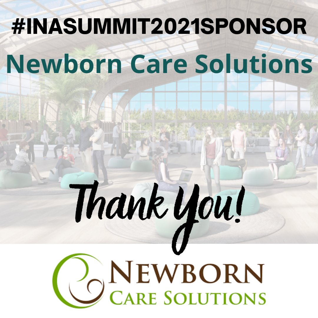 Thank you to Newborn Care Solutions for sponsoring the 2021 Virtual Summit. We are grateful to have them as a sponsor for our one-day learning and networking event that happened in March. Please join us in thanking them for their support! https://t.co/FKNuNbhvBL