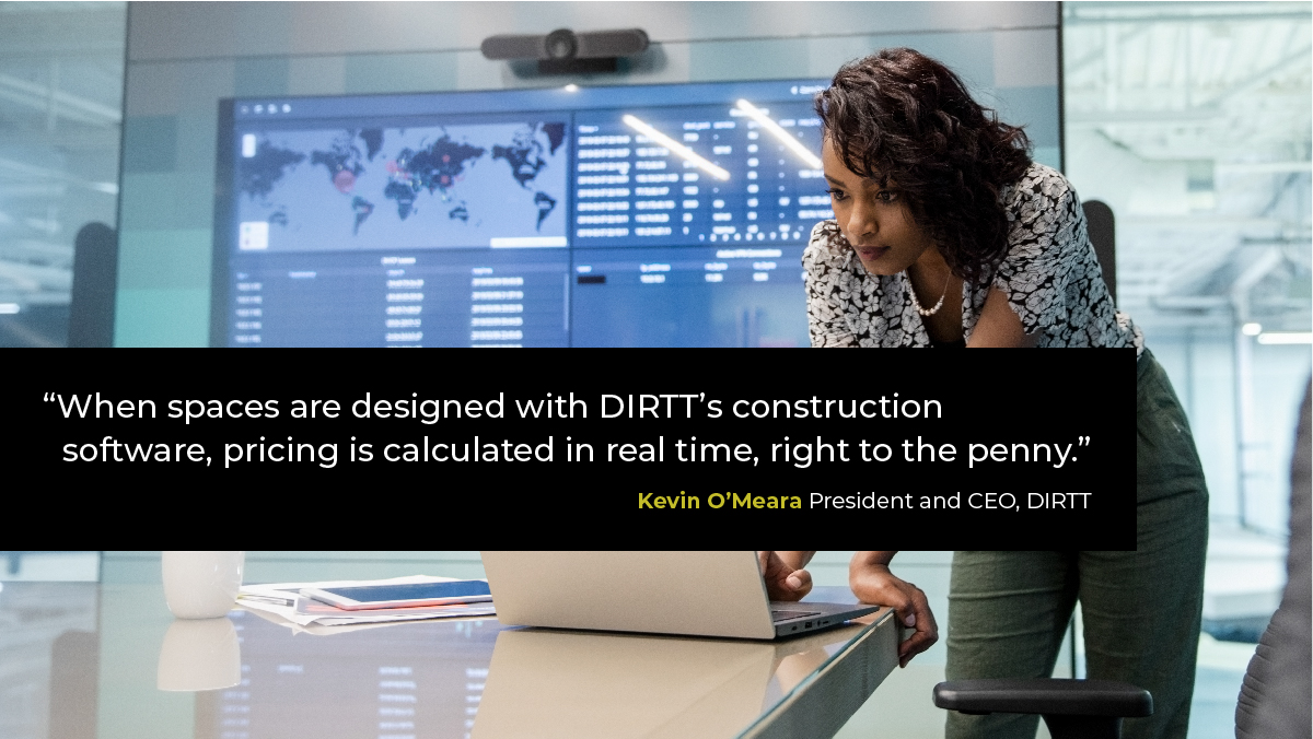While looking forward to a post-pandemic #construction boom, general contractors face soaring material costs and short deadlines. Budgets/timelines they can count on are required.   The solution? Go modular, says #DIRTT CEO @kpomeara in @constructdive.⤵️ https://t.co/BcMVw3zv89 https://t.co/QMr2scciHv