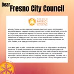 Image for the Tweet beginning: Did you know Fresno Police