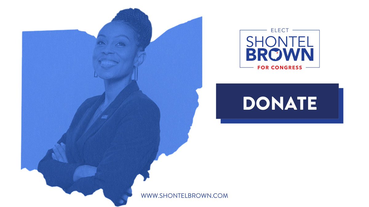 I have a plan and a commitment to serve the residents and businesses within the OH11. We need your support to help us get there. #jointhejourney.   DONATE TODAY: https://t.co/QBfQugkfAi https://t.co/DwUfMALIXb