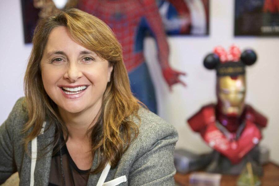 """Marvel's Victoria Alonso talks diversity, inclusion and the #DisneyPlus series """"What If..?"""" in a Fireside Chat at #AnnecyFestival:  https://t.co/bQAXxOX9qM https://t.co/FZJNsnO6Vo"""