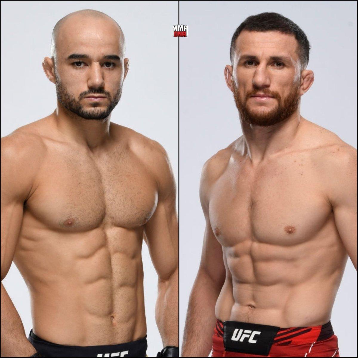 Marlon Moraes will fight Merab Dvalishvili at #UFC266 on September 25th. (per @raylongomma on @AnikFlorianPod) #UFC #MMA #UFCESPN https://t.co/9UO0UGyj6G