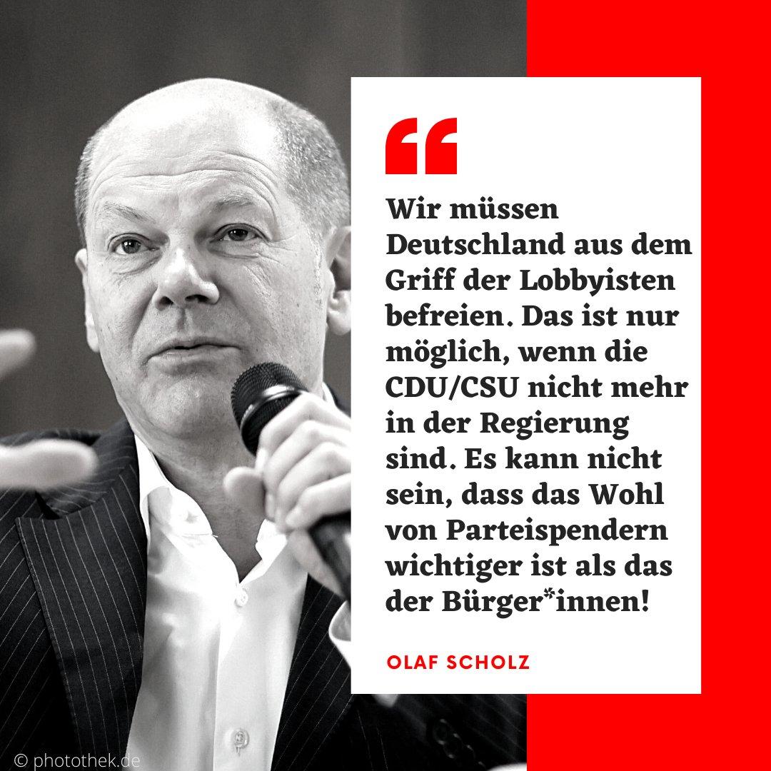 RT @vorwaerts: Wir finden, @OlafScholz hat Recht! #farbebekennen https://t.co/YrNCJx9ToT