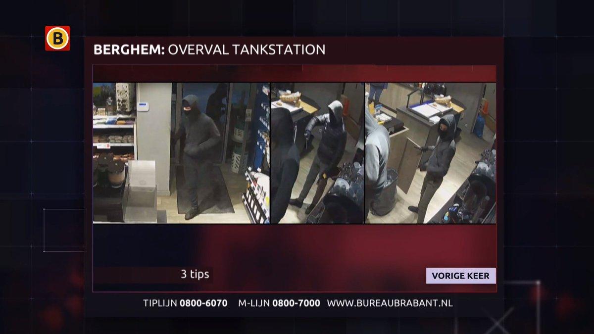 Politie ontvangt drie tips over overval op tankstation in Berghem ..