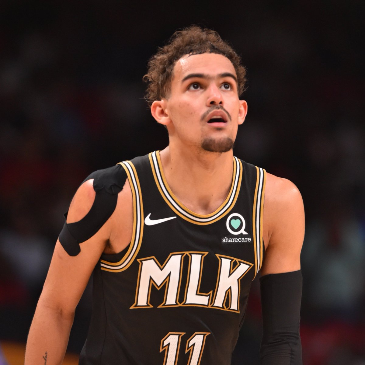 Trae Young is the first player to record at least 25 PTS and 18 AST in a playoff game since Tim Hardaway in May of 1991. https://t.co/fl9NLs9s1G