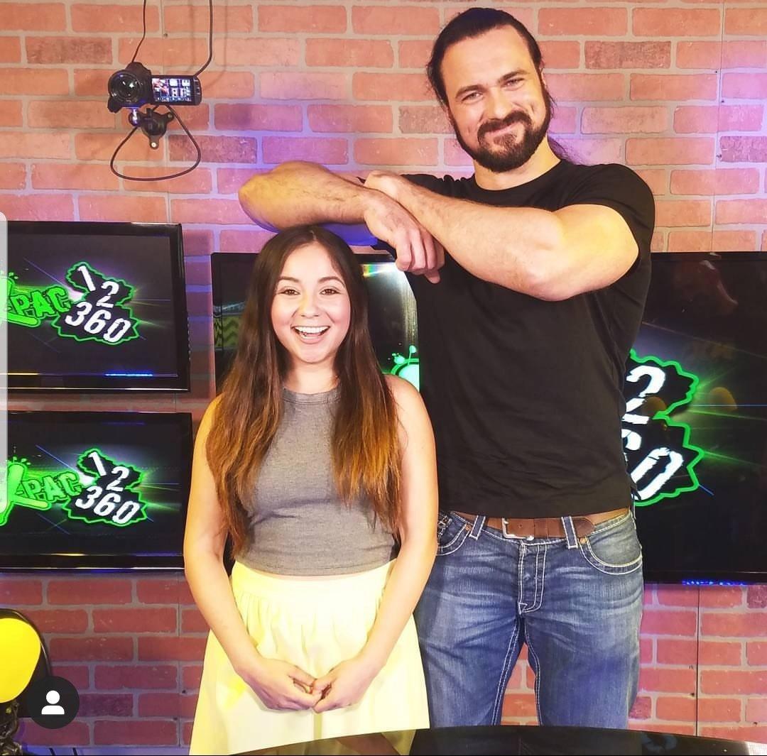 @_denisesalcedo's photo on #WWERaw