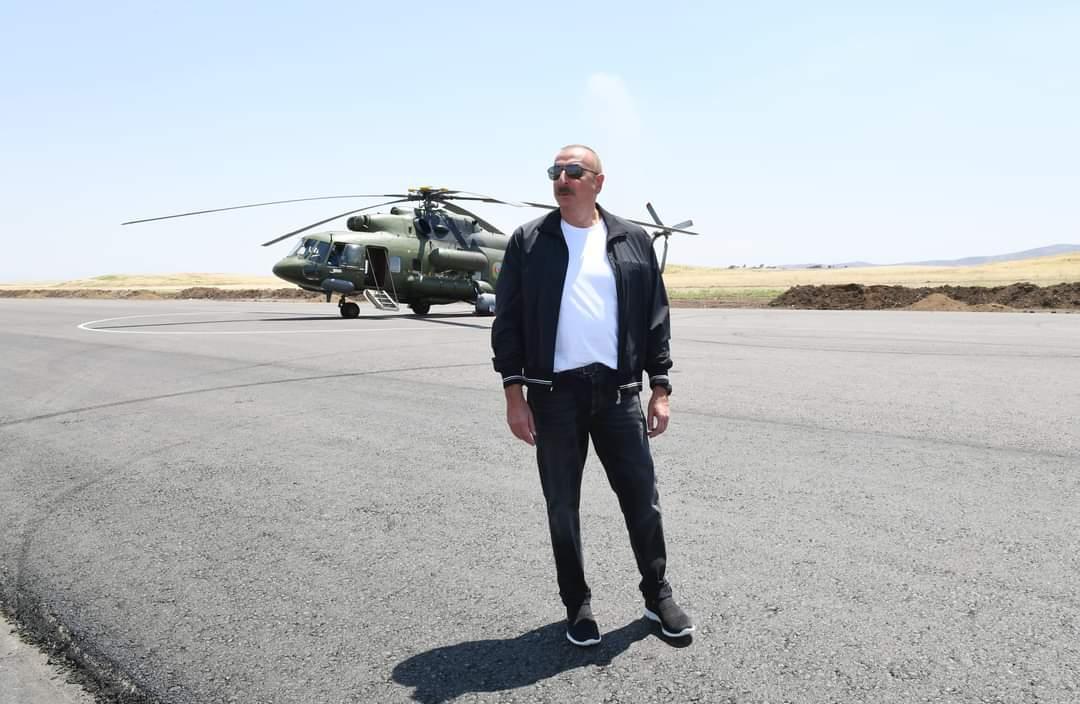 #MyPresident #IlhamAliyev #Azerbaijan 🇦🇿 #İlhamƏliyev https://t.co/ZgzBFvih7l