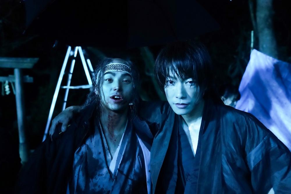 RT @eigaland: 『#るろうに剣心 最終章』佐藤健VS村上虹郎、緊張感溢れるアクション練習メイキング映像お披露目...