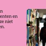 Image for the Tweet beginning: Studenten hebben coronasteun hard nodig.