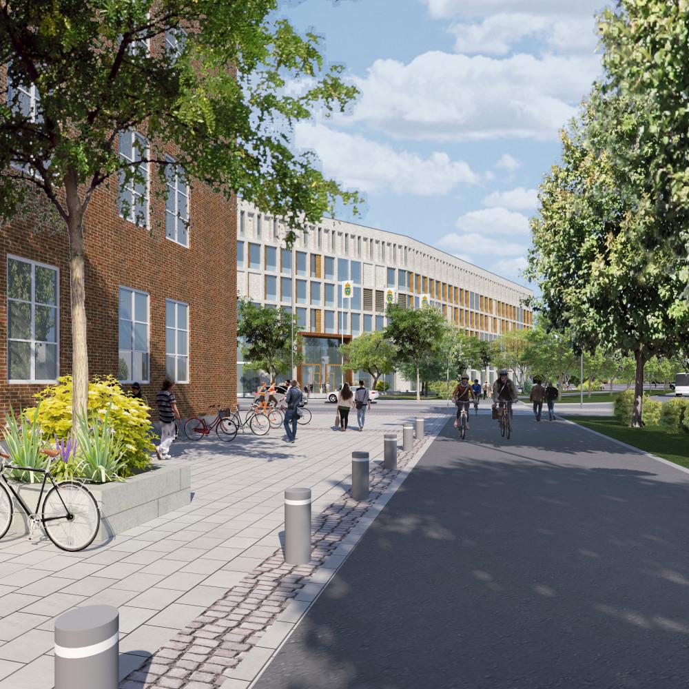 Nya bostäder i Barkarö och Aberga byar och nytt polishus på byggnadsnämnden https://t.co/BomZTYg8ky https://t.co/c3iB9YWseh