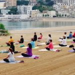 Image for the Tweet beginning: Tornen les classes de ioga