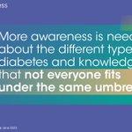 Image for the Tweet beginning: It is #diabetesweek2021. Did you