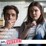 Image for the Tweet beginning: Pour les élections #Départementales2021 et