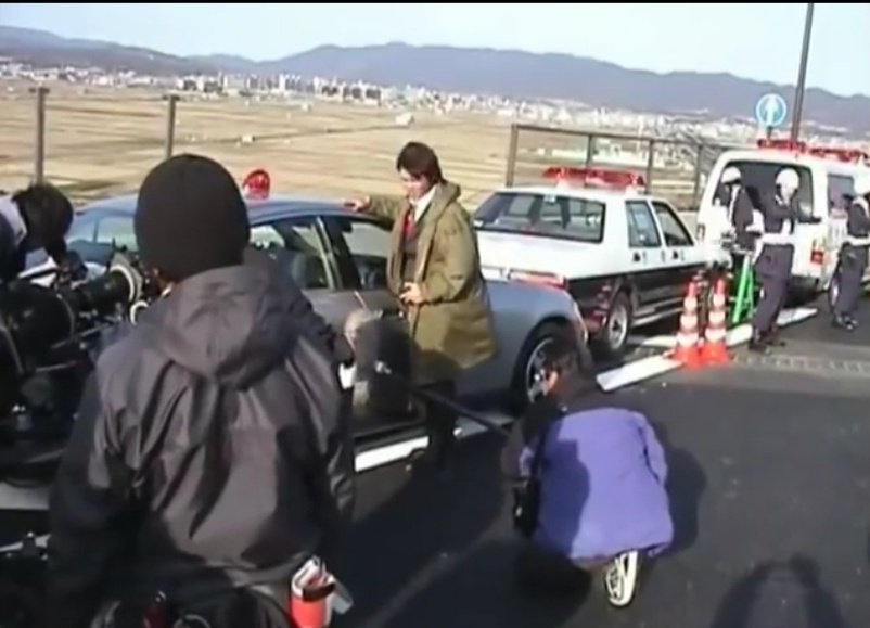 レインボーブリッジ封鎖できません!あの名シーンは京都で撮影されていたことが判明!