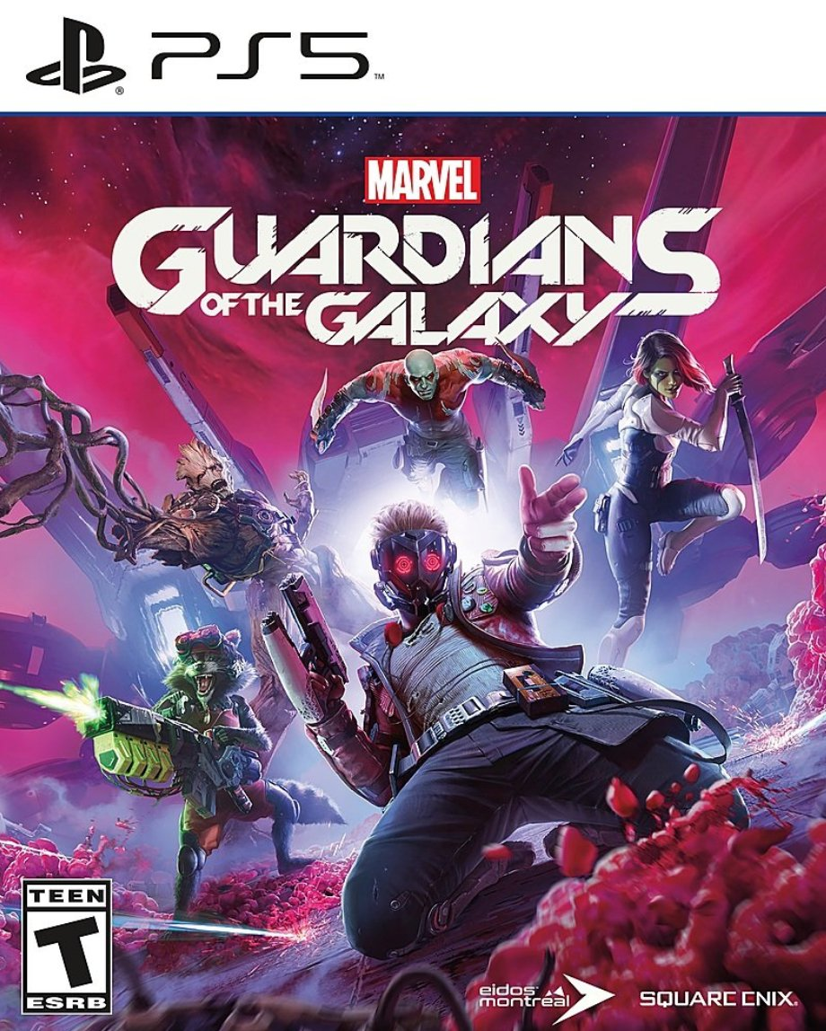Guardians of the Galaxy PS5 Standard Edition $59.99  Amazon