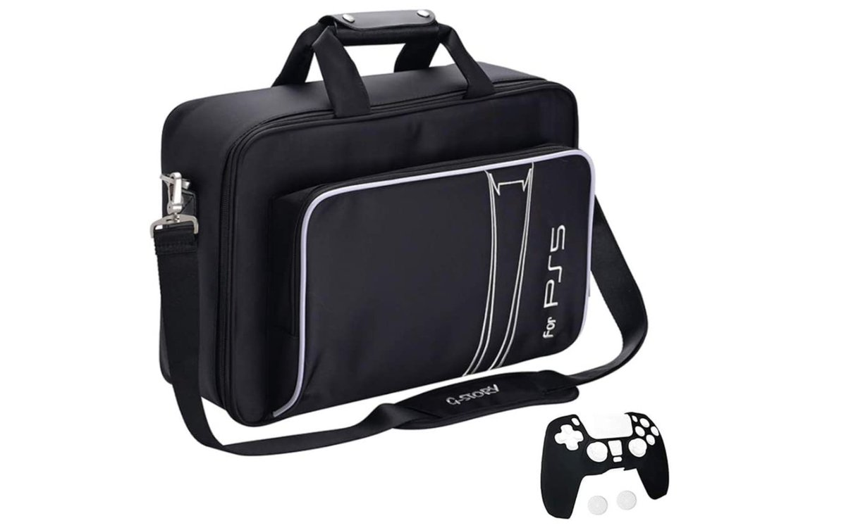 G-Story PlayStation 5 Console Storage Bag PS5 Travel Case $59.99  Amazon