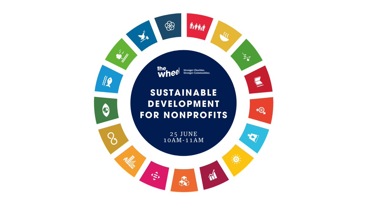 How can you and your nonprofit support sustainable development? To find out, join us for a free online event on Friday, 25 June (10-11am). Everyone welcome. Register here: https://t.co/6mZyGiyreK #SDGs #SparkChange #SustainbleDevelopment https://t.co/9gPns8MFBo