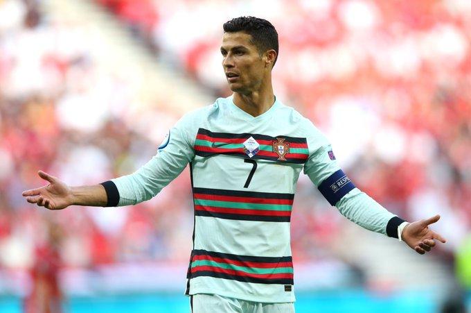 كريستيانو رونالدو لا يزال يبحث عن هدفه
