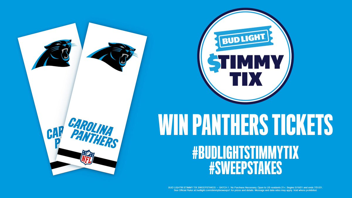 @Panthers's photo on #BudLightStimmyTix