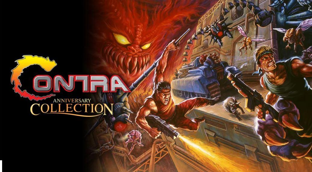 Contra Anniversary Collection (S) $4.99 via eShop.