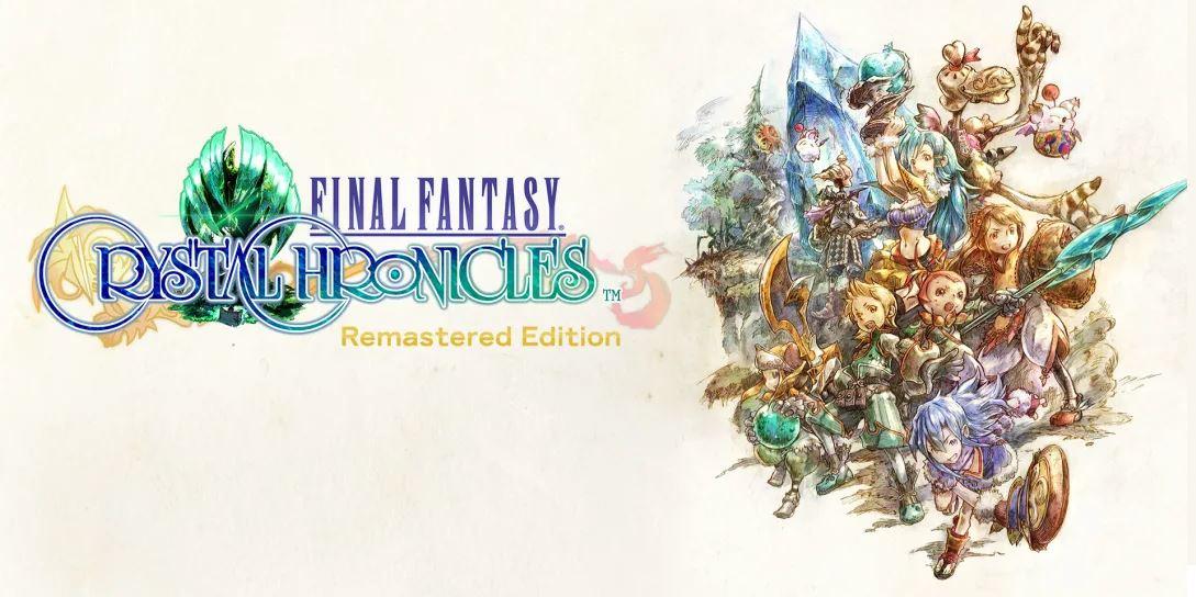 FINAL FANTASY CRYSTAL CHRONICLES Remastered Edition (S) $11.99 via eShop.