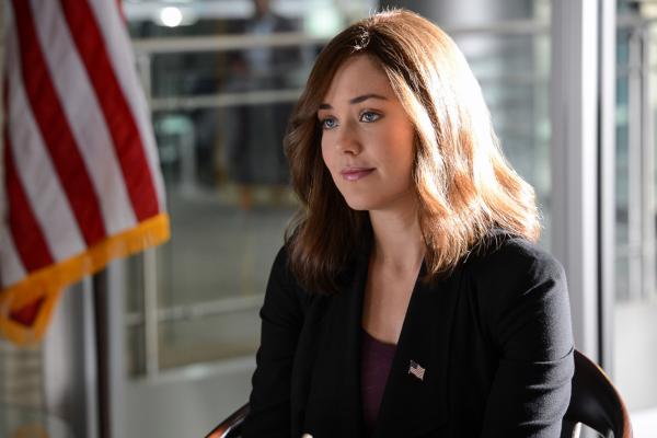 Blacklist lead Megan Boone exiting series after eight seasons Photo