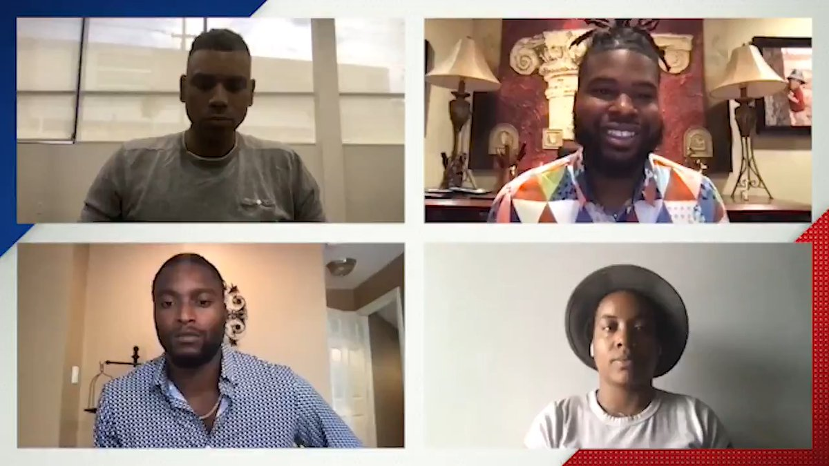 .@JoBeProducts Founder JoCari Beattie on the shortage of capital available to  small business owners of color.   Louisville Entrepreneurship Roundtable - 4pm/et on @NBA https://t.co/pWfSaDBTlY