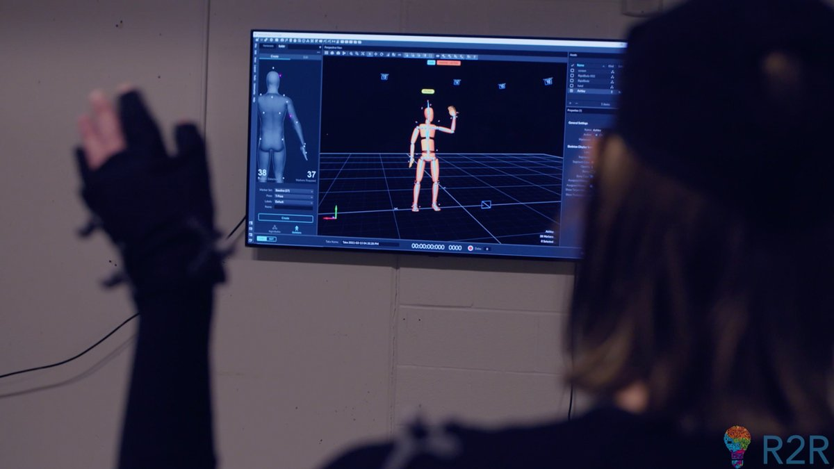 R2R produced a well crafted feature on one of our current lines of research -- a new visual telecommunication system that we developed to study the dynamics of eye and head gaze during video communication. @vistayorku @YUResearch @YorkUScience