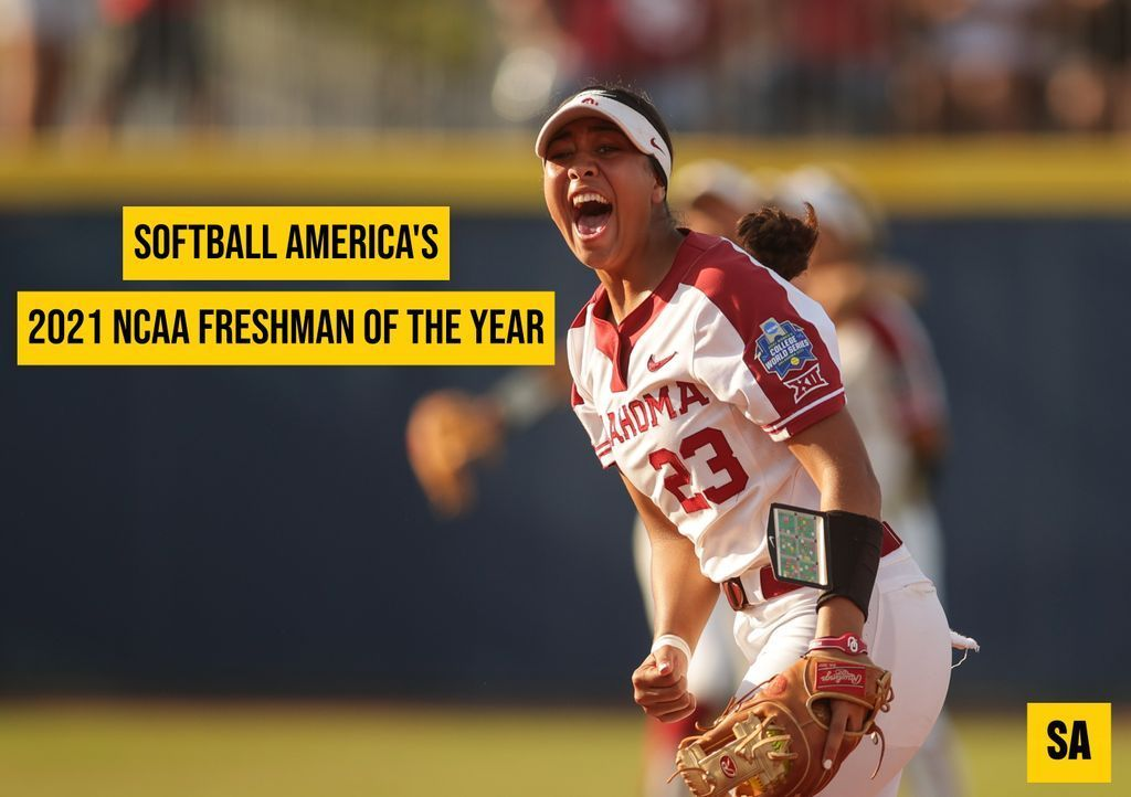 No freshman shined as bright as Tiare Jennings this year. 🌟  As a result, Jennings is SA's NCAA Freshman of the Year for 2021.  https://t.co/lb8pvC33B0 https://t.co/JYnc4z5T2N