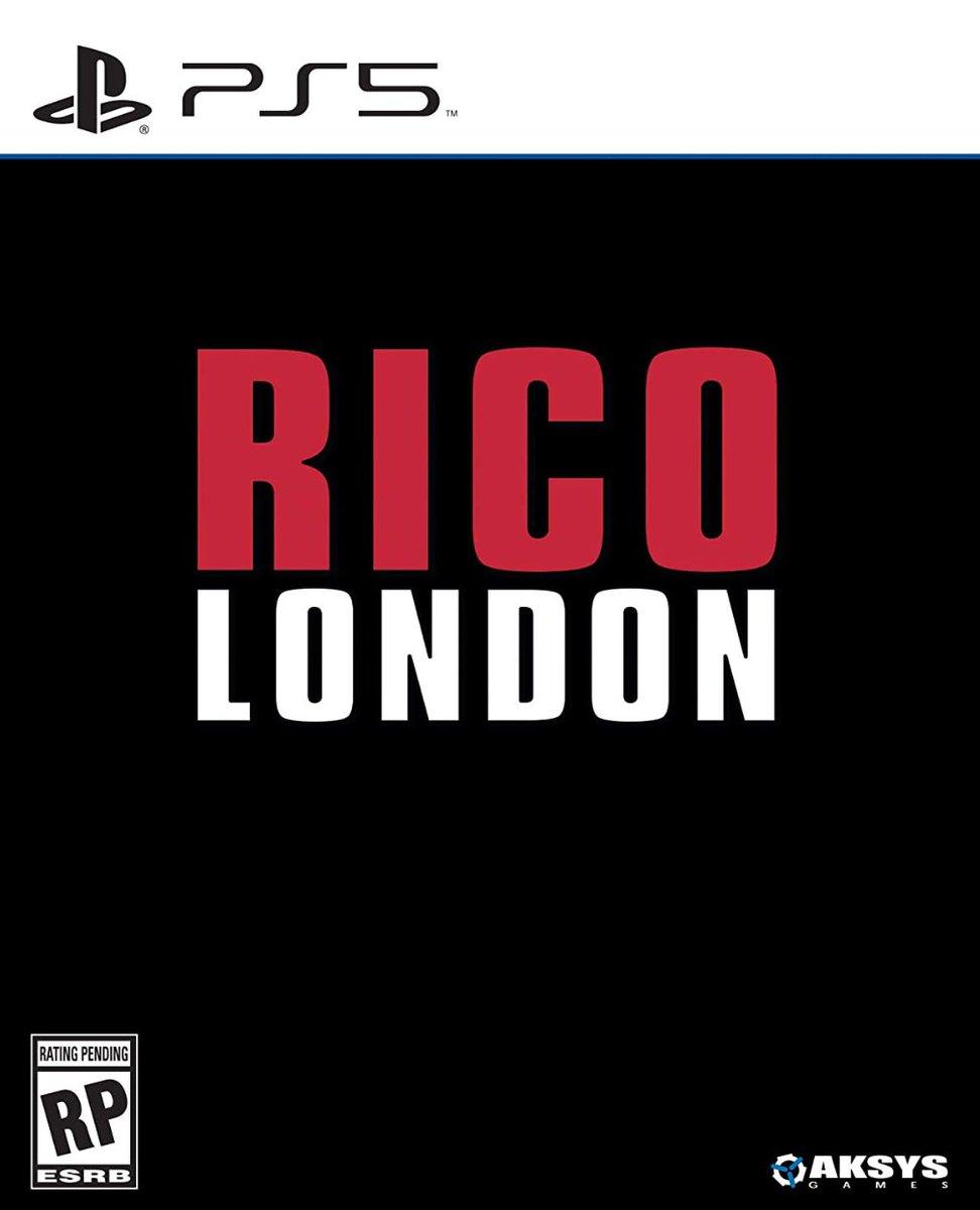 Rico London PS5 $49.99  Amazon