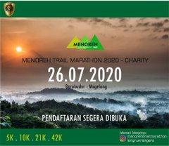 Menoreh Trail Marathon • 2020