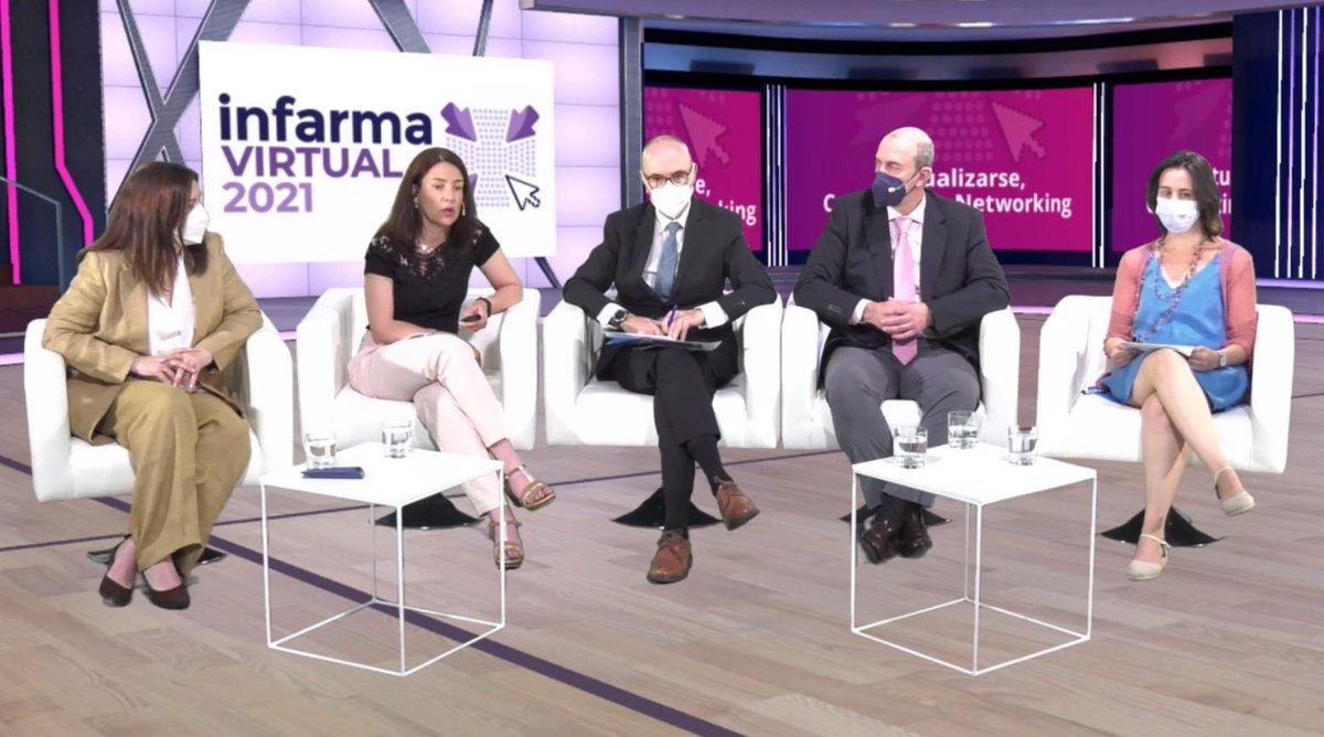 """test Twitter Media - 🗣️Dr. Josep Maria Argimon, conseller de @salutcat: """"Los farmacéuticos habéis actuado como lo que sois, agentes de salud, y es importante reconocerlo y agradecerlo"""".  📝Resumen de la inauguración y de la primera mesa redonda de #Infarma2021. ➡️https://t.co/hoauyDrpwc https://t.co/PY5g94aSJx"""