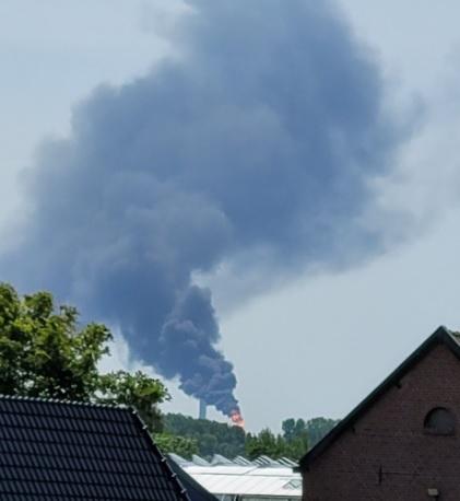Stoomketel zorgt voor zwarte rookwolken bij Europoort https://t.co/4WGb8DQjir https://t.co/w02uvCEPtc