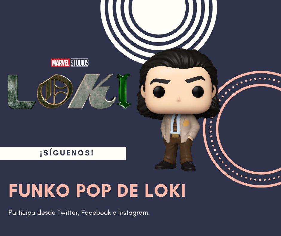 Mañana un nuevo capítulo de #Loki en @DisneyPlusES  Mientras tanto, recordamos nuestro #Sorteo