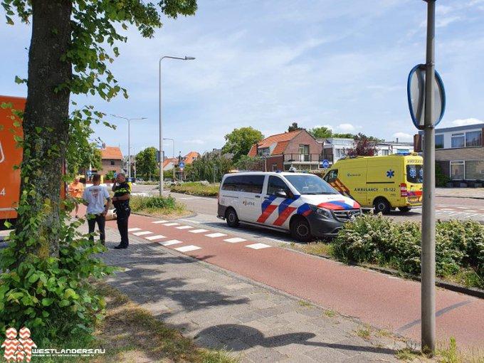 Ongeluk aan de Van der Hoevenstraat https://t.co/u1tz2wtHFS https://t.co/v3NHiMKbvl