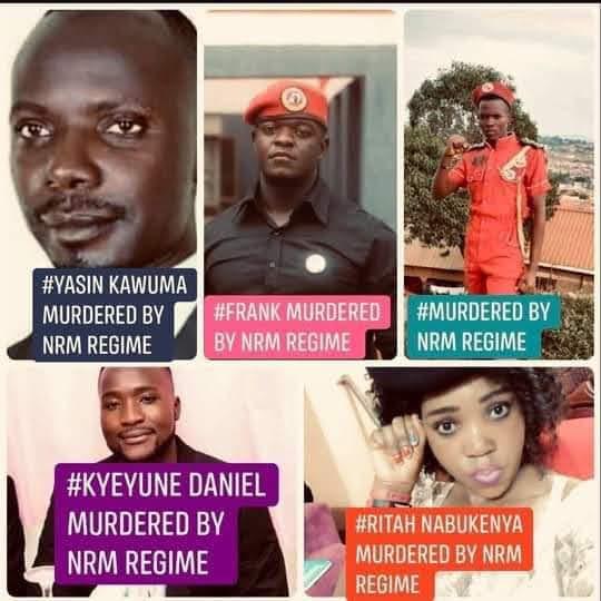 @SecBlinken @StateDept @glifaa #UgandansLivesMatter  #UgandaIsBleedingSilently  #UgandaIsBleeding  #UgandaIsBleedingSilently  #UgandaIsBleeding  #UgandaIsBleeding  #UgandansLivesMatter  #UgandaIsBleedingSilently  #UgandansLivesMatter  #UgandaIsBleedingSilently  #ugandiableeding  #UgandansLivesMatter https://t.co/zRU4rgZCDG