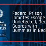 Image for the Tweet beginning: The nation's federal prison system