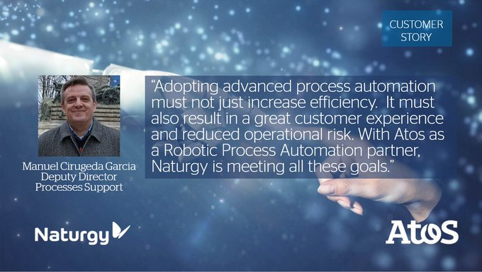 💡 We're proud to support @Naturgy a sound and competitive global power company that...