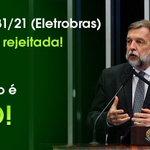 Image for the Tweet beginning: A MP 1031/2021, da Eletrobras,