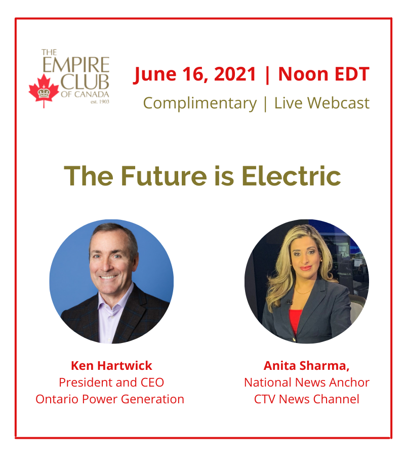 Sounds like an electrifying conversation😉 - don't forget to register! 👇 #EVs #CleanEnergy