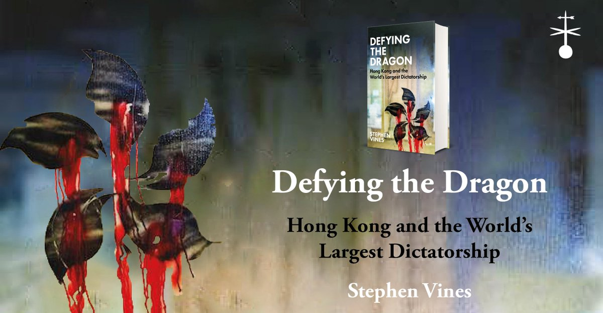 'A detailed chronicle of Hong Kong's fight in the face of repression. Anyone who cares about Hong Kong and China will definitely want to read this book.' — @joshuawongcf   'Defying the Dragon' by Stephen Vines is available here ➡️ https://t.co/9UCdf4SAw0 https://t.co/zEotMUuCXl