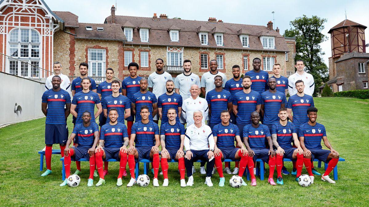 Tous derrière l'équipe de France ⚽  Cette année, le Village des Sports aura lieu du 25 au 26 septembre lors de la #FoiredeCaen.   #Euro2020 #France #Sport #VillagedesSports #Caen https://t.co/MCbq8fsvLx