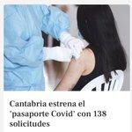 Image for the Tweet beginning: #Cantabria ha estrenado esta semana