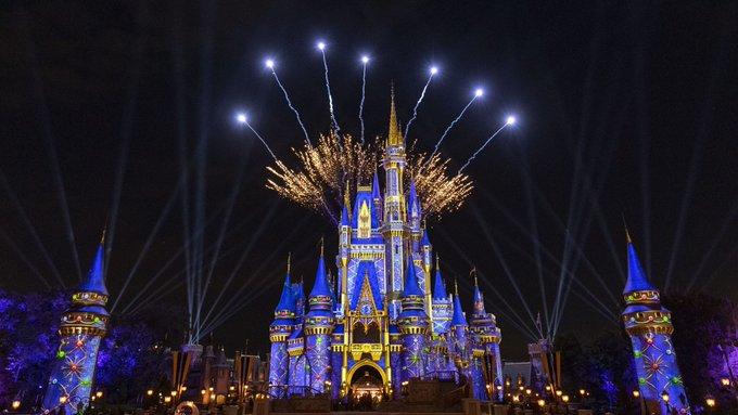 BREAKING: Fireworks Returning to Walt Disney World July 1st Photo