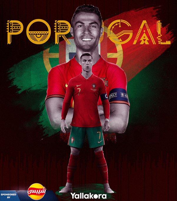 رونالدو سجل أهدافًا للبرتغال في كل البطولات