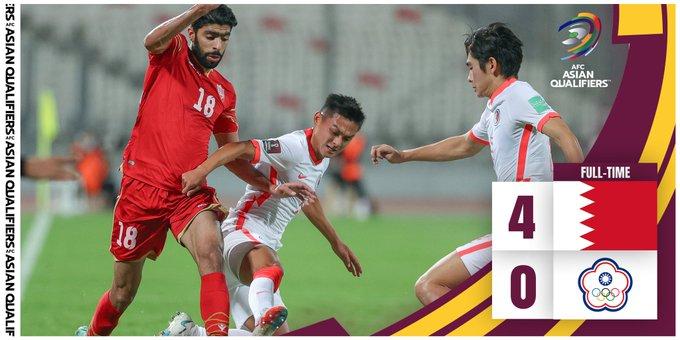 منتخب البحرين يحقق الفوز على هونغ كونغ