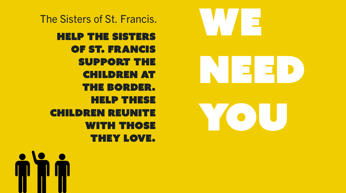 test Twitter Media - Join with us to support these children: https://t.co/uYijJkHZuq #SistersofStFrancis #immigrantchildren https://t.co/g0oc1PKJF1