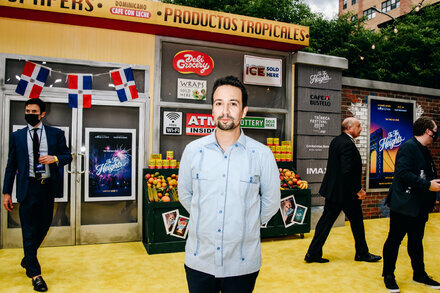 Lin-Manuel Miranda Addresses 'In the Heights' Casting Criticism Photo