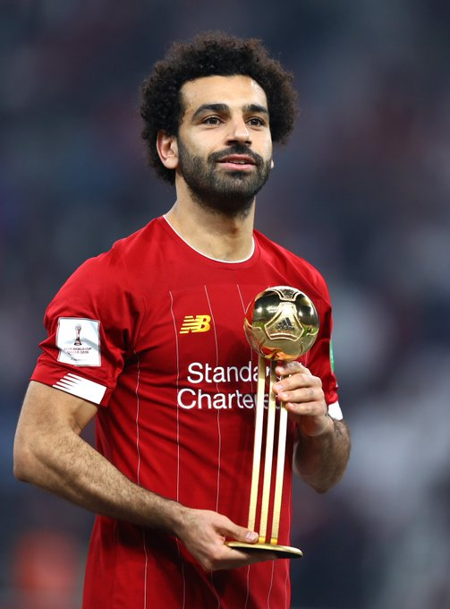7⃣ يفوز بكأس العالم للأندية ولقب أفضل لاعب